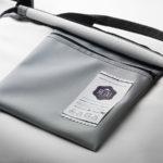 Dettaglio della tasca bag